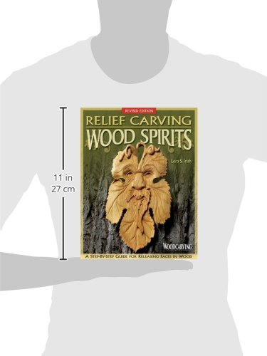 Relief Carving Wood Spirits Revised Edition A Step By