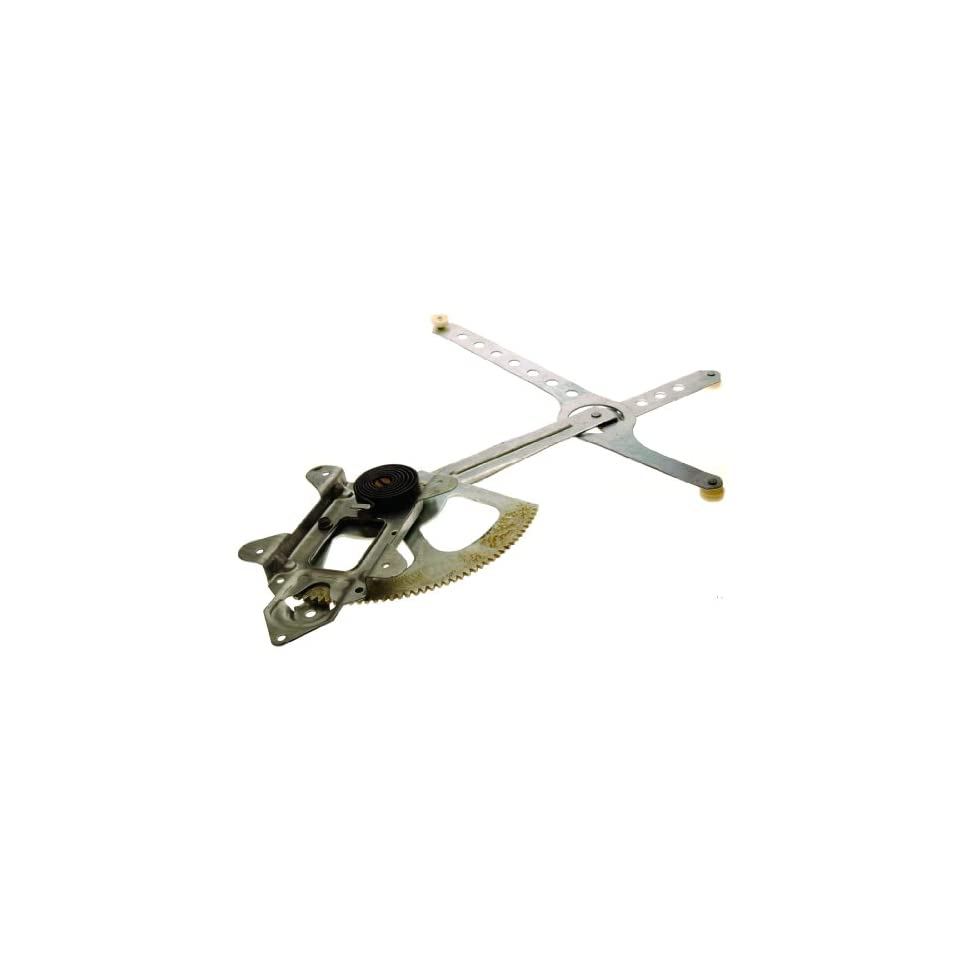 ACDelco 12487666 Cadillac/GMC/Chevrolet Front Passenger Side Window Regulator Assembly