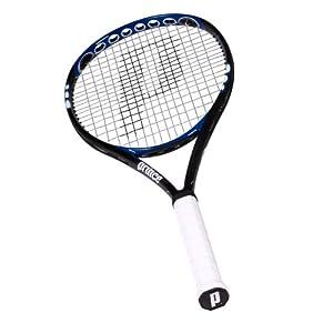 Prince O3 Hybrid Shark Oversized Prestrung Tennis Racquet