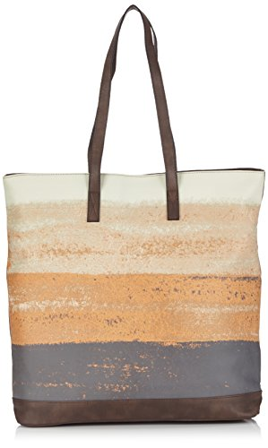 Little Marcel Shopi, Borsa a spalla, Marrone (Marron (Choco)), taglia unica