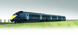 Hornby R1139 Blue Rapier (Class 395) 00 Gauge Electric Train Set