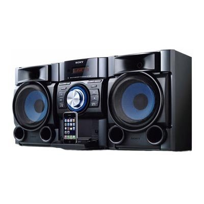 Sony MHCEC709iP Mini Hi-Fi Shelf System