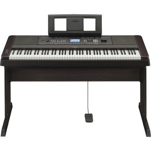 Yamaha DGX650B Digital Piano (Used Digital Piano compare prices)