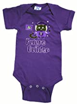 Future Builder Baby Onsie Purple