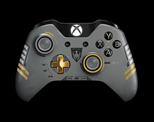 Elite Professional Modded Gaming Controller Xbox One & Pc In Custom * Call Of Duty Advanced Warfare Shell* Combine Rapid Fire With Other Modes Like Auto Aim, Quick Scope, Akimbo, Drop Shot And Also Has Burst Fire Modes This Gives You The Best Configuratio