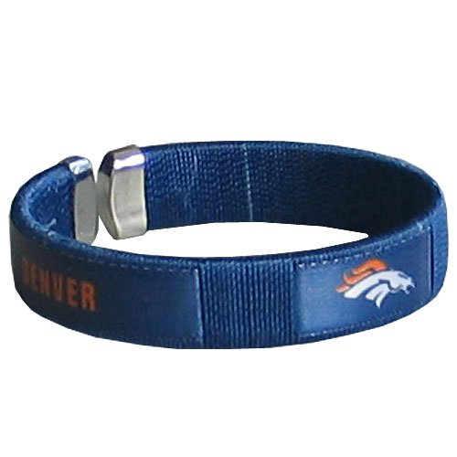 NFL Denver Broncos Fan Band Bracelet