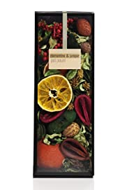 Clementine & Juniper Pot Pourri Box [T27-6610L-S]