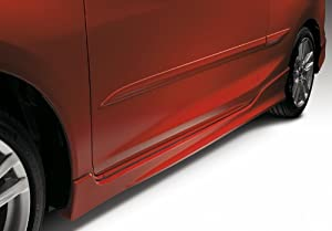 Genuine Honda Accessories 08P05-TS8-180  Rallye Red Side Body Molding for Select Civic Models