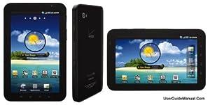"""Samsung Galaxy Tab 7"""" Us Cellular Sch-i800"""