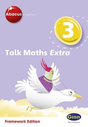 Abacus Evolve (non-UK) Year 3: Talk Maths Extra Single-User Disk (Abacus Evolve Fwk (2007) Talk Maths)
