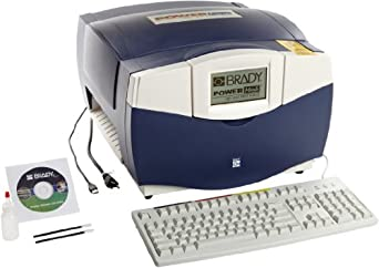 Brady 114457 BRADY360 Preferred Plus With PowerMark Printer