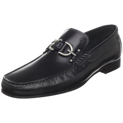 Donald J Pliner Men's Dacio Slip-On,Black,8 M Us