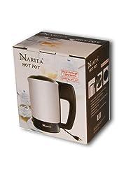 Narita International Electric Hot Pot Water KettleDual Voltage 240V