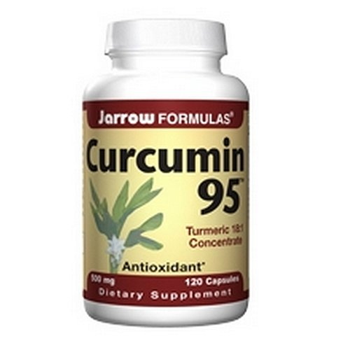 Jarrow Formulas Curcumin 95, 500mg, 120 Caps