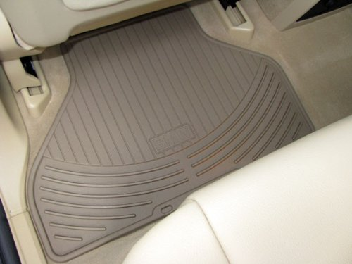 Bmw All Weather Rear Rubber Floor Mats 525 528 530 535 545