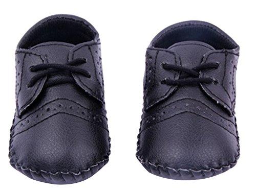 (ニニモール) Ninimour フォーマル 靴・フォーマル靴・女の子・子供 靴・キッズ シューズ・キッズシューズ・子供 シューズ・子供シューズ・クリスマス・子供靴・子供フォーマルシューズ・七五三・発表会・結婚式 (12, ブラック)