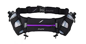 Fitletic iFitness 16-ounce Hydration Belt by fitletic