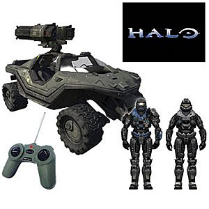 Buy Low Price NKOK HALO Reach R/C M12R Rocket Warthog Figures Vehicle (B004OA3U3G)