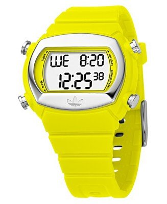 Adidas Candy Yellow Ladies Watch - ADH6056