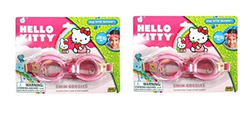 Hello-Kitty-kids-Swim-Goggles-x-2-set