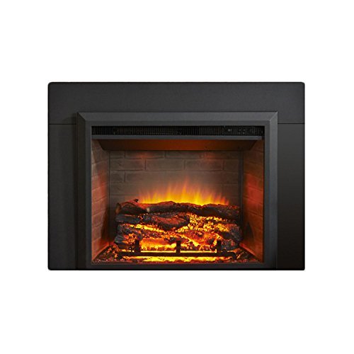 GreatCo Gallery Series Insert Electric Fireplace, 36-Inch Surround (Fireplace Insert Surround compare prices)
