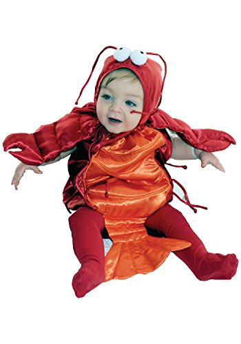 AM PM Kids! Infant and Toddler Costume, Lobster