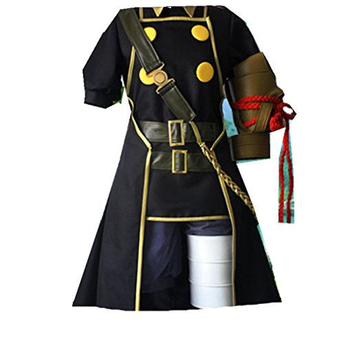 The Sword Dance Touken Ranbu Online cosplay costume Shishiou