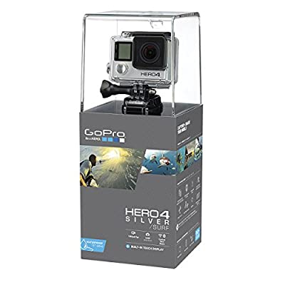 GoPro HERO4 Silver Edition - Surf from The Rear View Camera Center