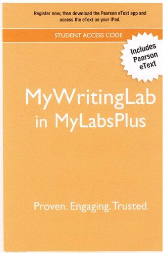 my writing access