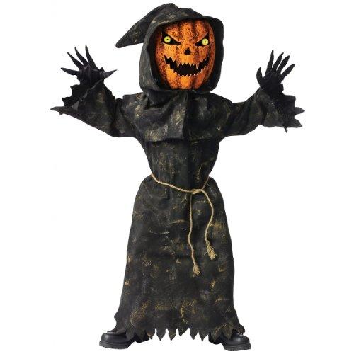 Bobbl (Bobble Head Pumpkin Costume)