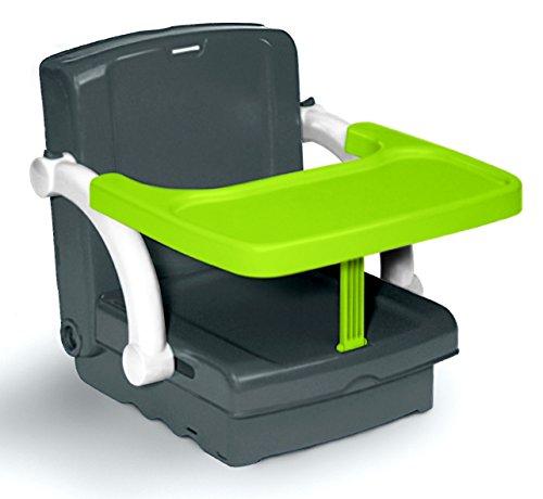 tischsitz hochstuhl sitzerh hung stuhlsitz kinderhochstuhl kindersitz baby kind grau ean. Black Bedroom Furniture Sets. Home Design Ideas