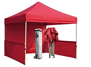 Eurmax Premium 10x10 Instant Canopy Craft Display Trade Show Tent Portable Booth... by Eurmax