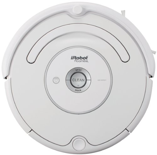 Roomba Vacuum Cleaner 537 front-160442
