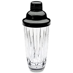Crystal Soho Cocktail Shaker
