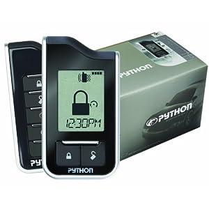 Python 991 Responder LC3 SST Security/Remote Start System