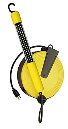 Bayco SL-2112 60 LED Work Light with 50-Foot Cord Reel