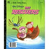 Walt Disney's The Rescuers (Little Golden Book) (0307000702) by Disney
