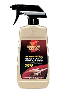 Meguiar's M39 Mirror Glaze Heavy Duty Vinyl Cleaner - 16 oz.