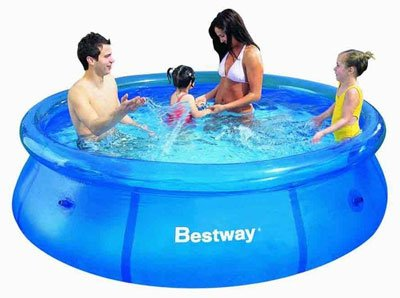 Bestway Fast Set Pool - 10 Ft