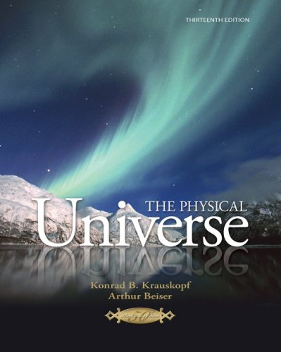The Physical Universe, Konrad Krauskopf, Arthur Beiser