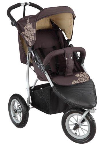knorr-baby-883960-EVA-Rad-Joggy-S-chocolate-beige
