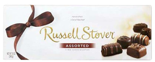 Russell Stover Assorted Chocolates Box, 12 oz (Russell Stover Assorted Creams compare prices)