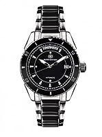 Mathis Montabon Reloj automático Mm-13 La Magnifique Negro 38  mm