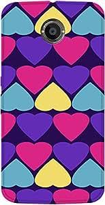 Blink Ideas Back Cover for Nexus 6
