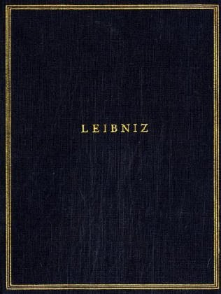 Gottfried Wilhelm Leibniz. Sämtliche Schriften und Briefe: 1672-1676