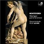 Monteverdi - Madrigali guerrieri ed a...