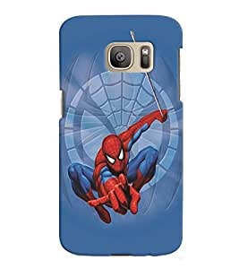 Samsung Galaxy Note7 MULTICOLOR PRINTED BACK COVER FROM GADGET LOOKS
