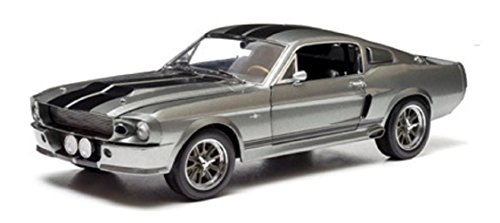 greenlight-coleccionables-18220-ford-mustang-shelby-gt-500-custom-eleanor-escala-1-24-metal-gris-neg