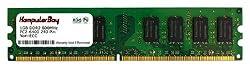 Komputerbay 1GB DDR2 800MHz PC2-6300 PC2-6400 DDR2 800 (240 PIN) DIMM Desktop Memory