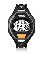 TIMEX Reloj de cuarzo Man Ironman Sleek 50-Lap Negro 37 mm